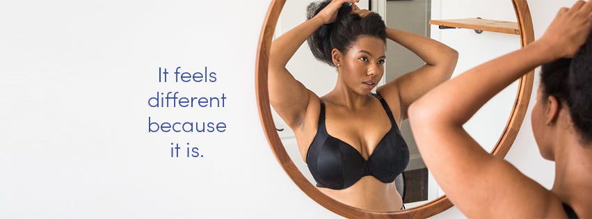 Comfort, redefined by women.