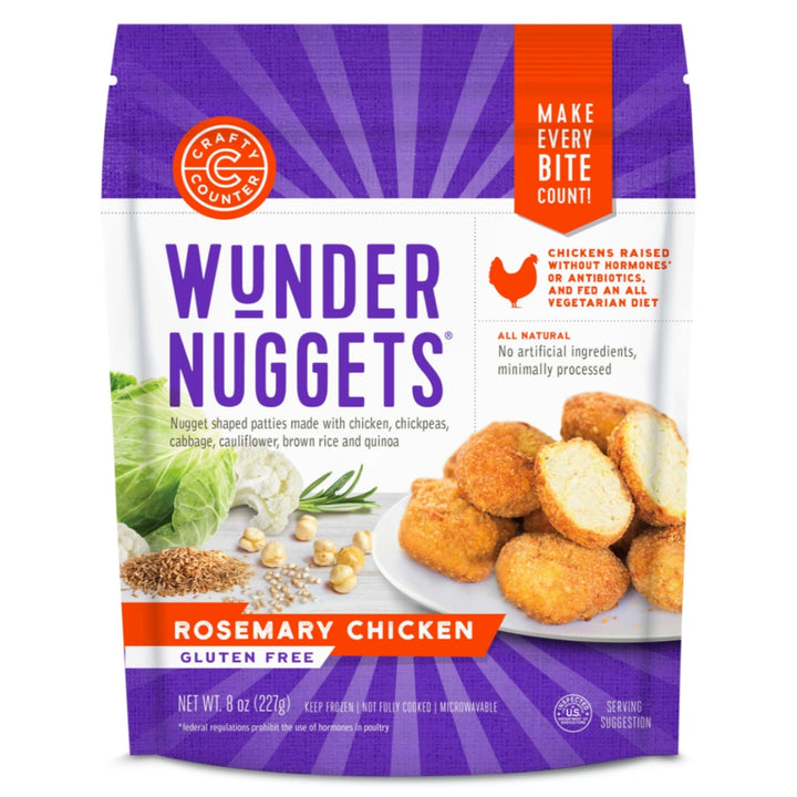 Wundernuggets are for those who want it all