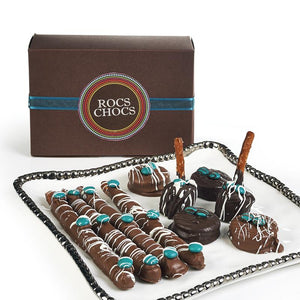 Hand dipped gourmet chocolate treats
