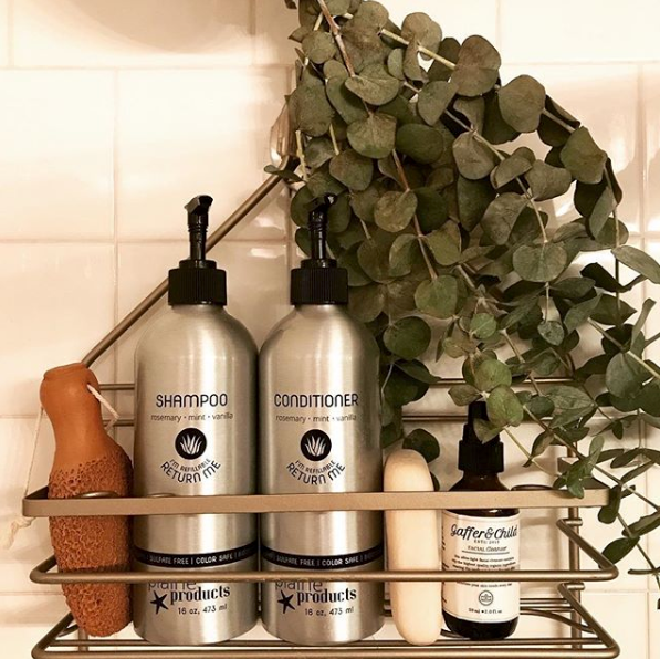 Get single-use plastic out of the bathroom with vegan personal care products.