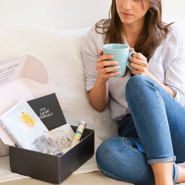 The #1 Personal Growth Subscription Box for Women