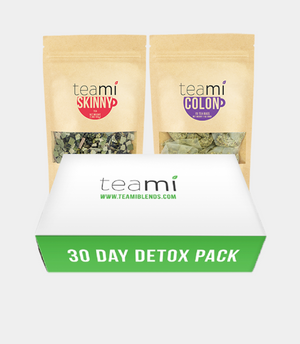 30 Day Tea Detox Pack