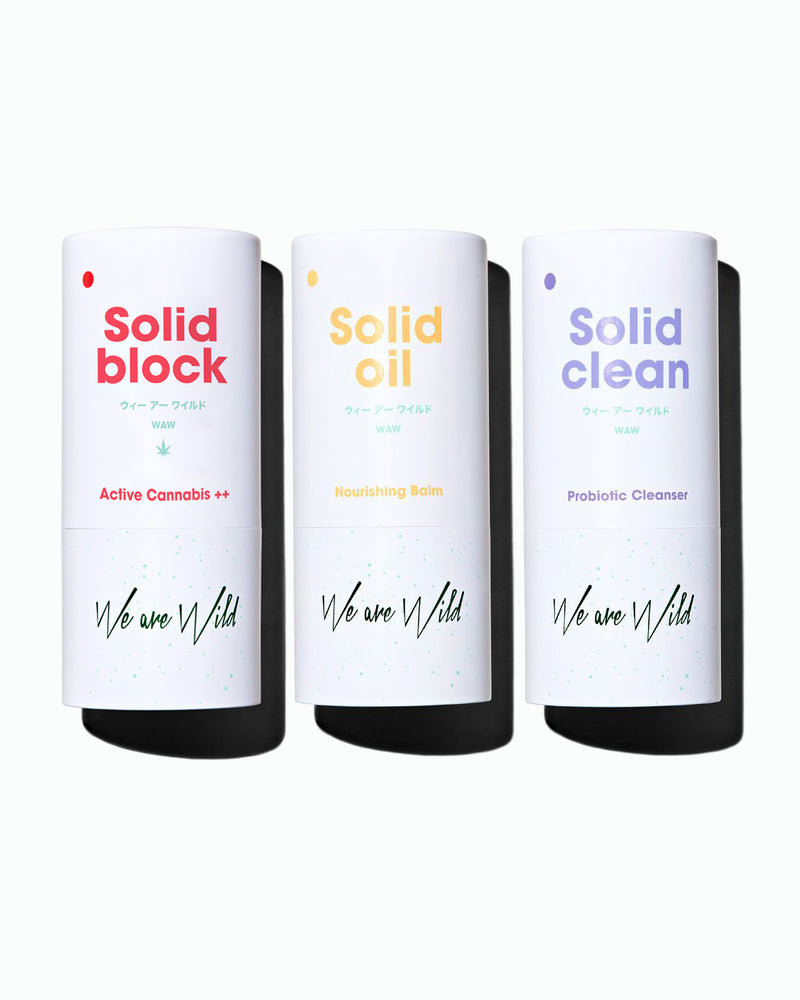 Solid Block Mineral Sunscreen