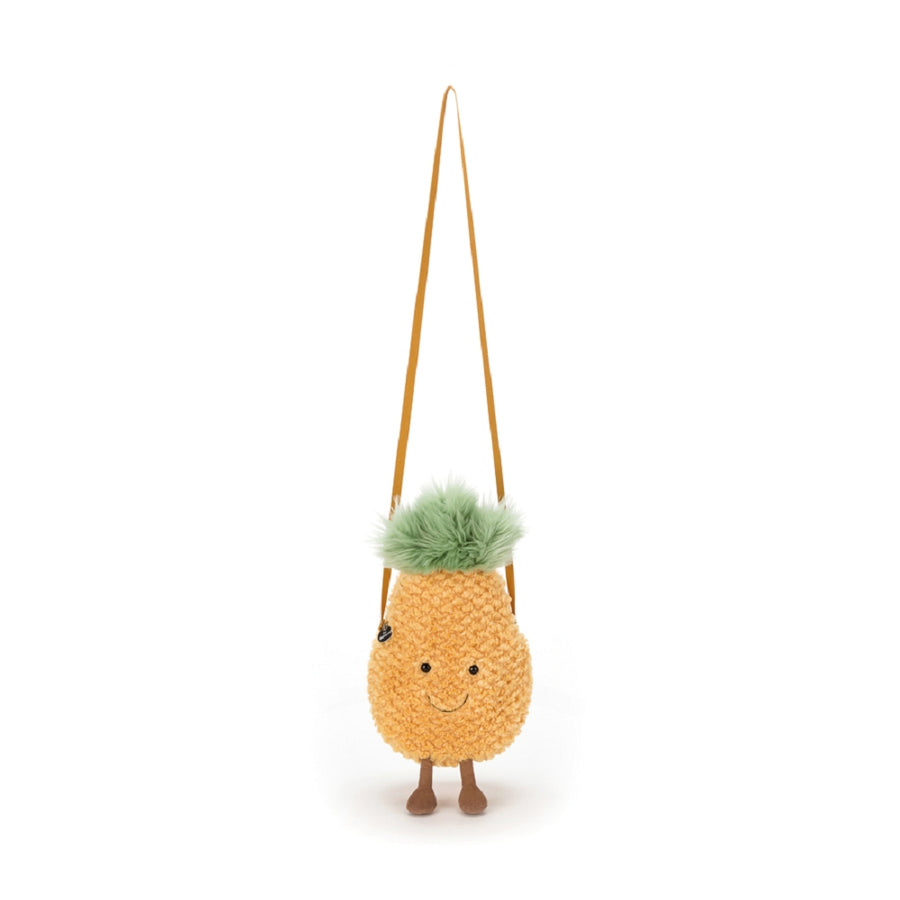 Jellycat | 斜背包 AMUSEABLE PINEAPPLE