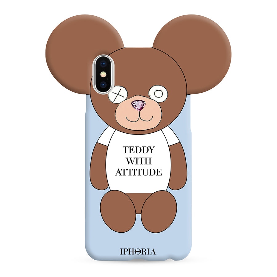 IPHORIA | Teddy with Attitude-X/XS