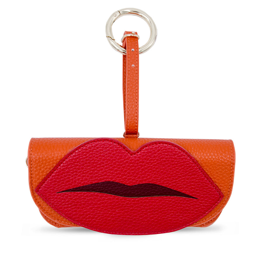 IPHORIA | Orange with Red Lip