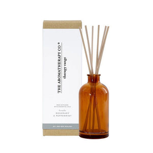 【新品上市】The Aromatherapy Co. | Therapy系列擴香 Rosemary and Peppermint 迷迭香薄荷 250ml