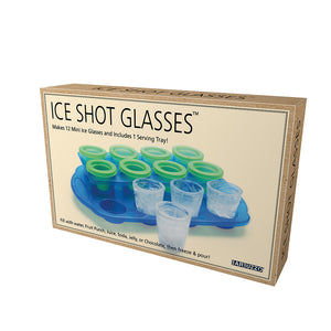 【限時85折】BARBUZZO | Ice Shot Glasses 小冰杯 (12入/組)