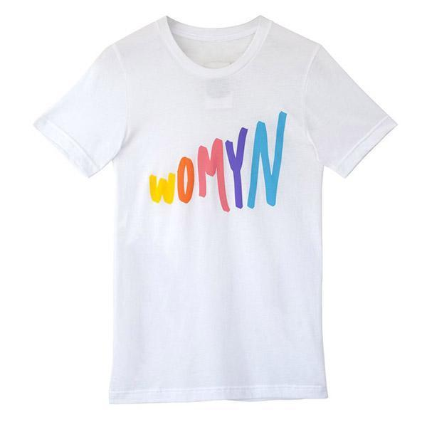 【預購】THE STYLE CLUB_ Womyn 短袖 Tee(共2色)