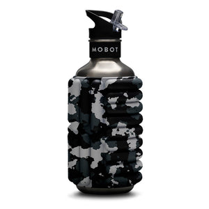 MOBOT | 迷彩按摩滾輪水壺 40oz Camouflage Big Bertha-1200cc (3色)