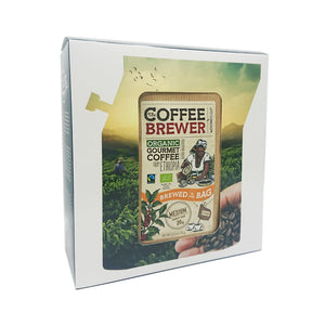 PALIER | Organic Coffee Brewer Gift Set-丹麥有機咖啡禮盒(6入)