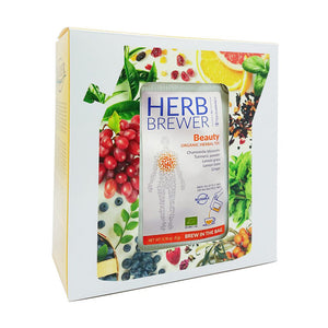 PALIER | Organic Herb Brewer Gift Set-有機草本茶禮盒(8入)
