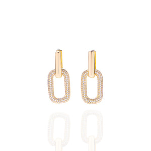 LESIS | Chain Earrings