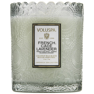 【限時9折】Voluspa | Japonica French Cade Lavender 法國杜松與薰衣草 6.2oz