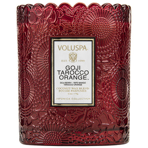 Voluspa | Japonica Goji Tarocco Orange 枸杞黃金紅橙 6.2oz