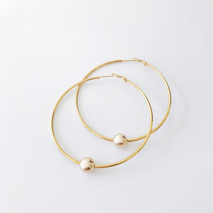 LESIS | Cool Hoop Earrings