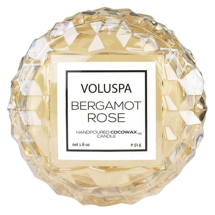 【限時9折】Voluspa | Roses Bergamot Rose 佛手柑玫瑰 1.8oz
