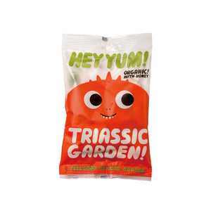 PALIER | Organic Fruit Gummy 4 Pack-HEY YUM丹麥無麩質水果軟糖4包入