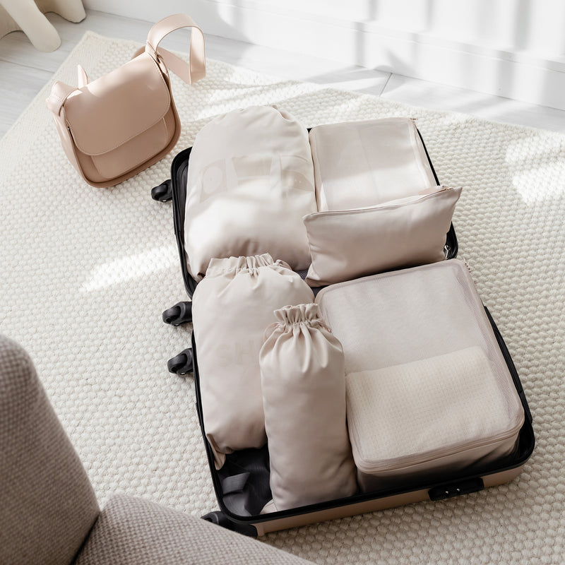 carry on packing cubes