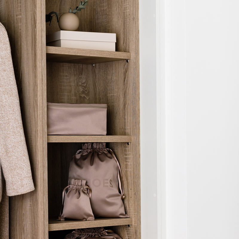 PACKING CUBE TAUPE S