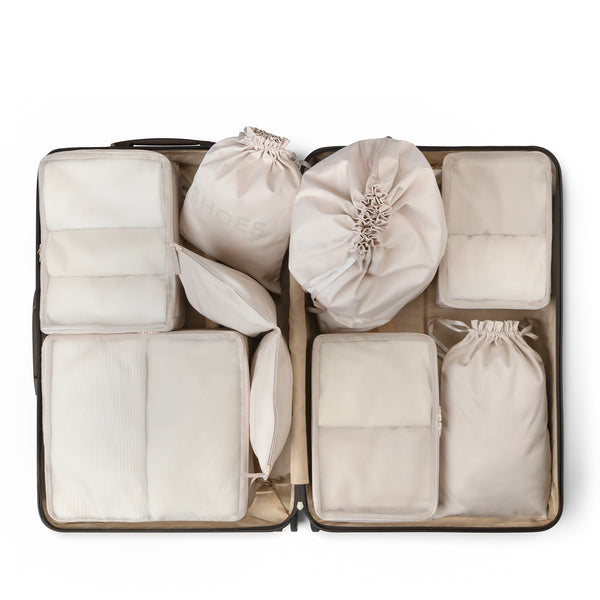 best packing bags for suitcase
