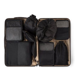 packing cubes organizer set