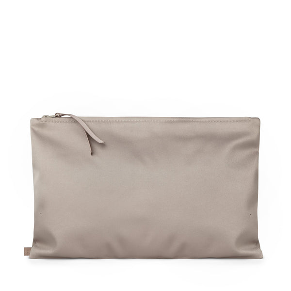 TRAVEL POUCH TAUPE