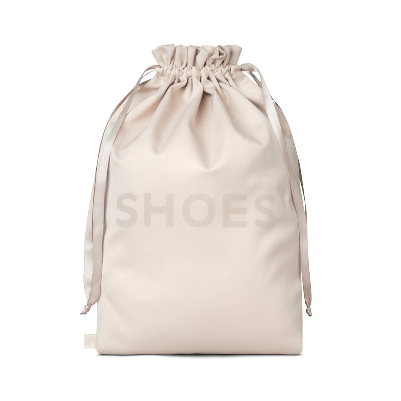 Shoe Bag Beige M