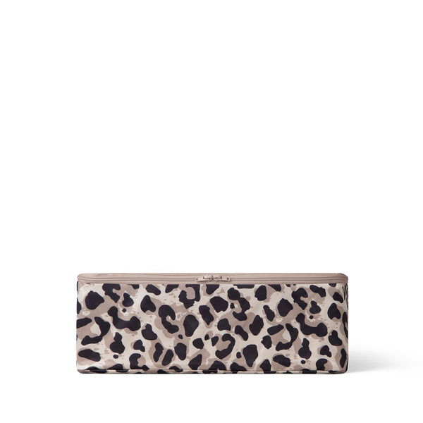 packing cube in leopard