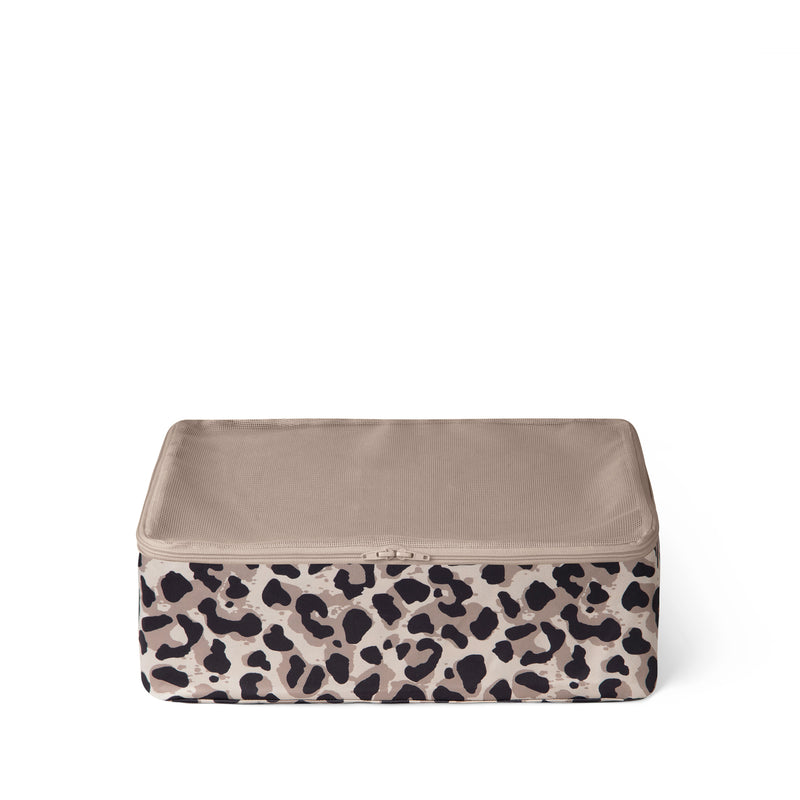 leopard packing cubes