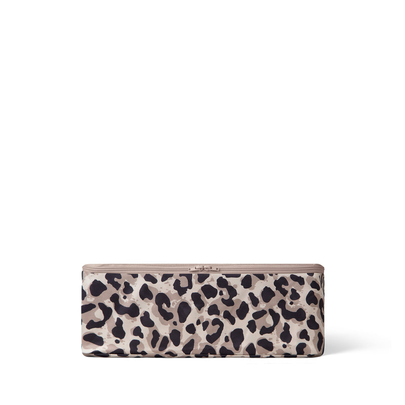 leopard packing cube