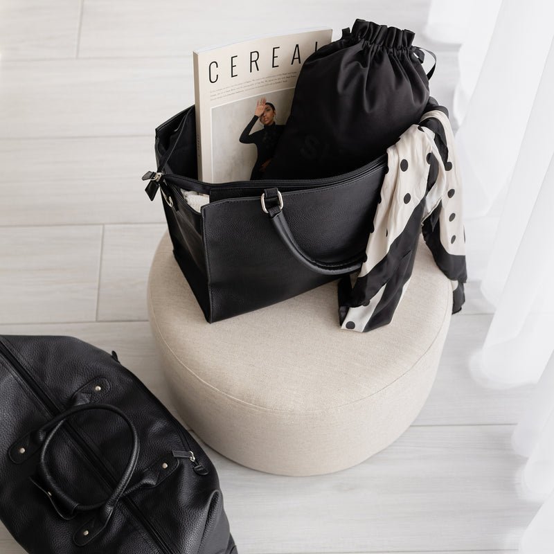 Travel Bag Set Black