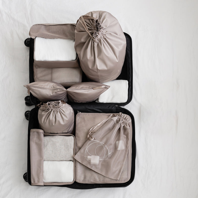 packing organizer cubes for suitcase