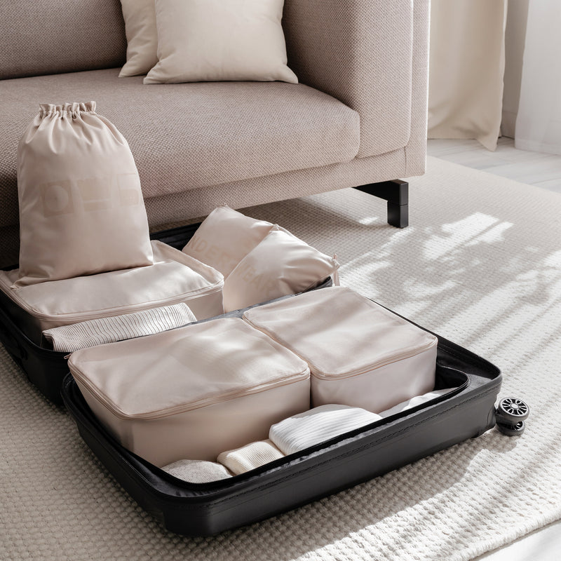 design packing cubes