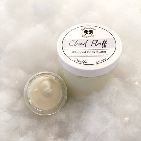 Cloud Fluff - Whipped Body Butter