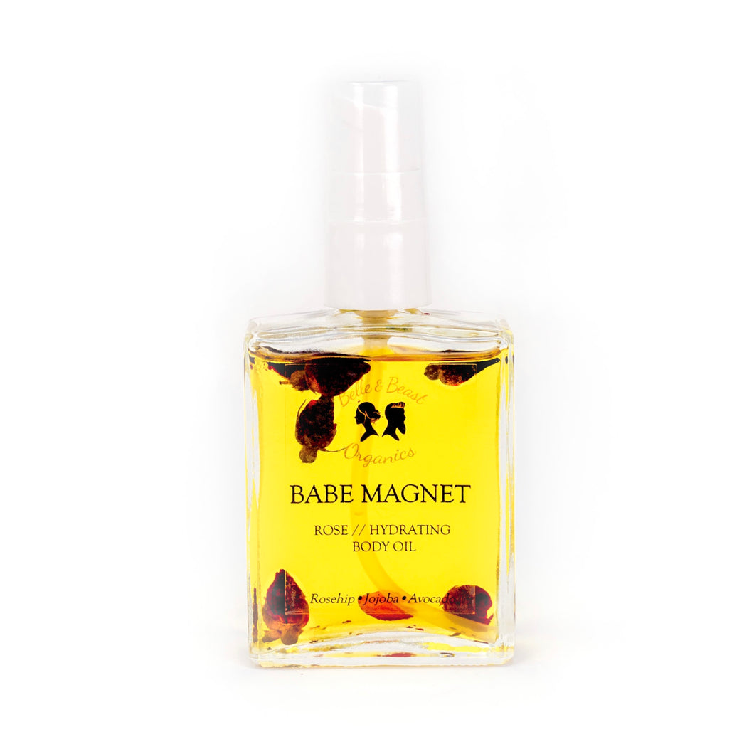 BABE MAGNET | Rose Hydrating Body Oil