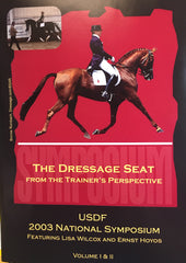 The Dressage Seat From the Trainers Perspective