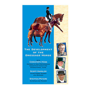 The Development of the Dressage Horse DVD