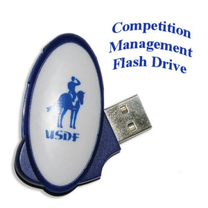 Competition Management Flash Drive