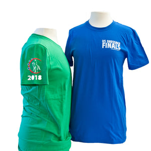 2018 US Dressage Finals Short Sleeve Tee