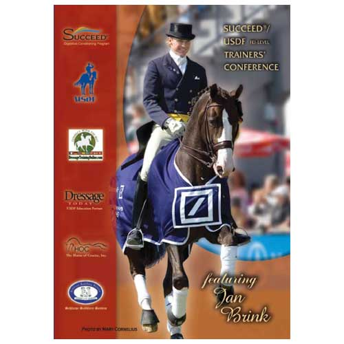Succeed/USDF FEI-Level Trainers' Conference featuring Jan Brink