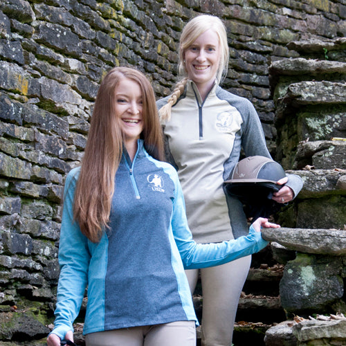 USDF Noble Outfitters Athena Quarter Zip