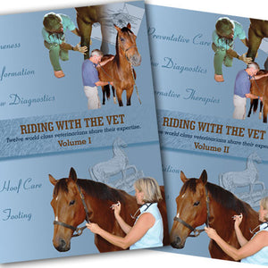 Riding With the Vet DVDs
