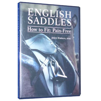English Saddles How to Fit Pain Free
