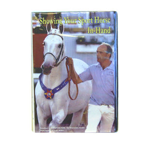 Show Your Sport Horse in Hand DVD