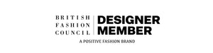 L Saha Member of British Fashion Council A Positive Fashion Brand