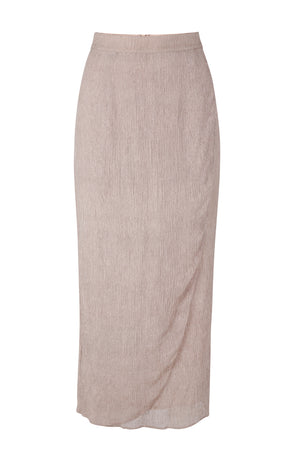 Blush Cascade Skirt