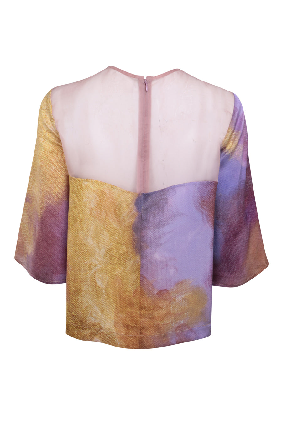 Cielo Blush Blouse
