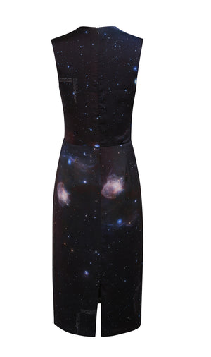 Flame Nebula Dress