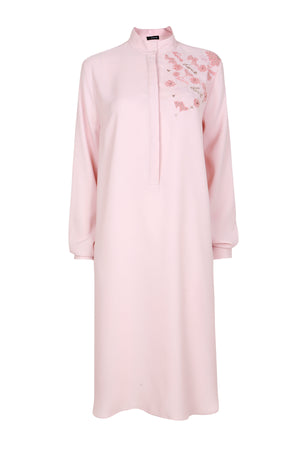 Nile Shirt Dress
